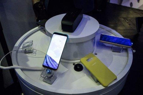 Samsung Galaxy S8 иS8+ представили вРоссии