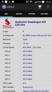 Обзор ASUS ZenFone 3 Zoom — Железо. 1