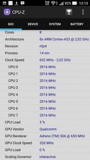 Обзор ASUS ZenFone 3 Zoom — Железо. 2