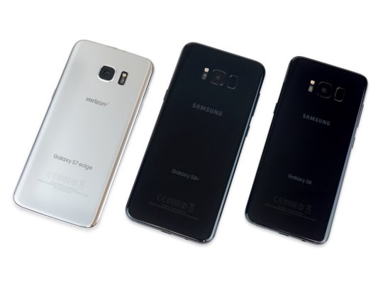 Разборка: что внутри Galaxy S8+