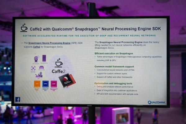 Qualcomm иFacebook работают надискусственным интеллектом всмартфоне
