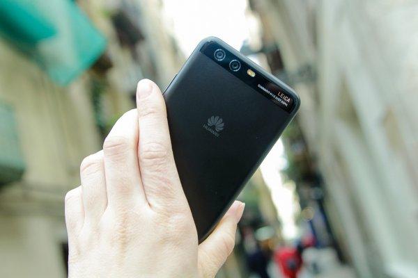 Некоторые Huawei P10 имеют старую память