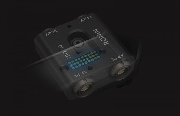 DJI Ronin 2— стабилизатор камеры длякинематографистов