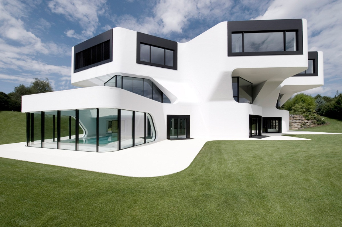 Создана 3D-система дляпечати целого здания