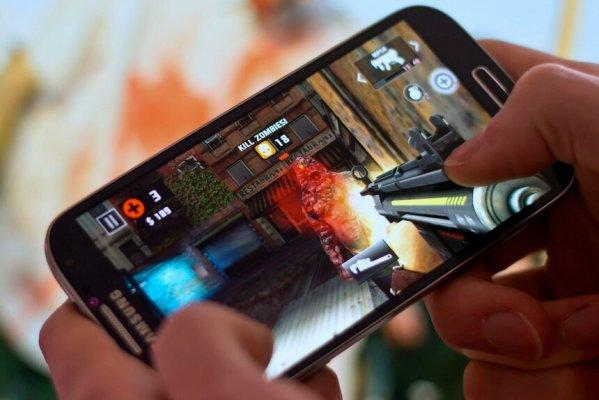 История развития мобильных игр
