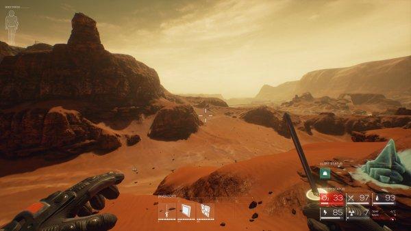 Вышла игра Rokh про выживание наМарсе