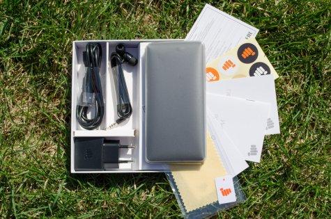 Micromax Canvas Juice A1 иA1 plus совместный обзор — Комплектация. 2