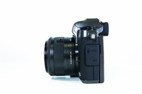 Обзор Canon EOS M5 Kit — Внешний вид. 6