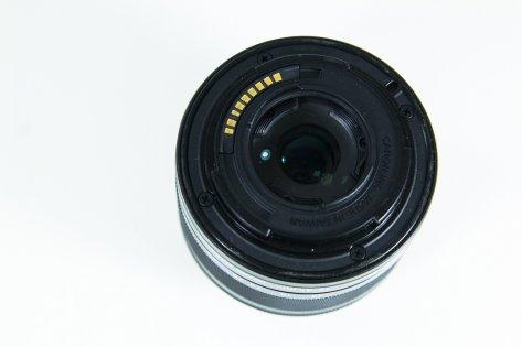 Обзор Canon EOS M5 Kit — Объектив (Kit). 3