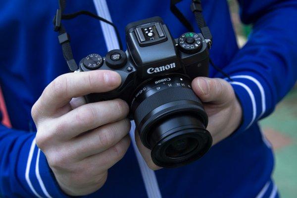 Обзор Canon EOS M5 Kit