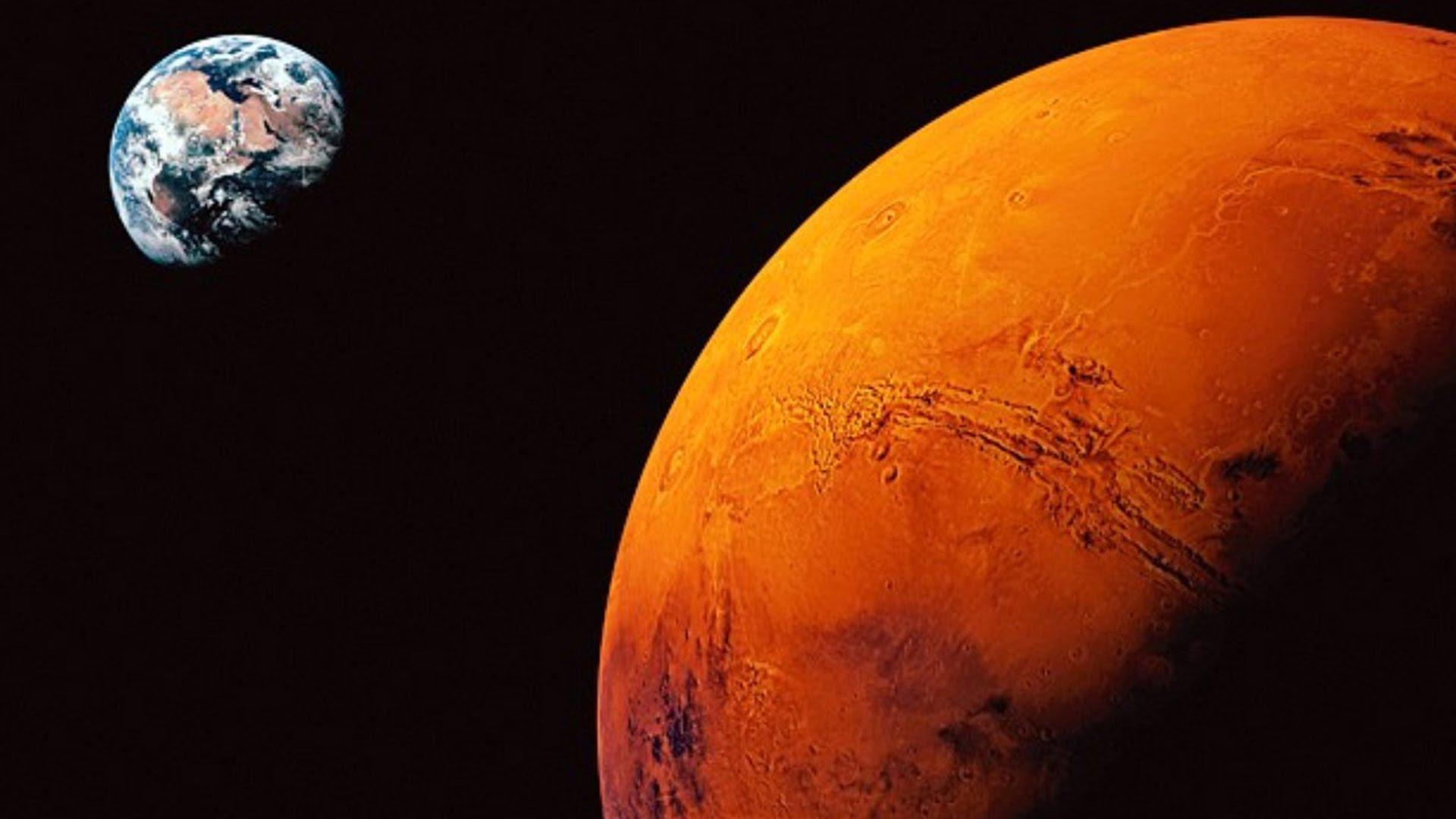 Марсоход заснял наМарсе перистые облака