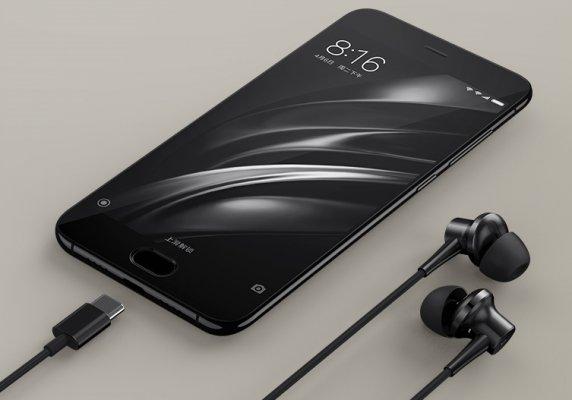 Xiaomi представила наушники сUSB Type-C