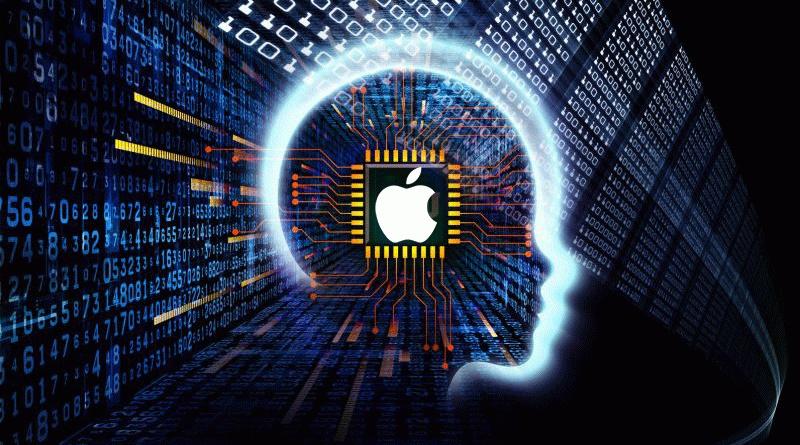 Apple разрабатывает специальный чип для искусственного интеллекта