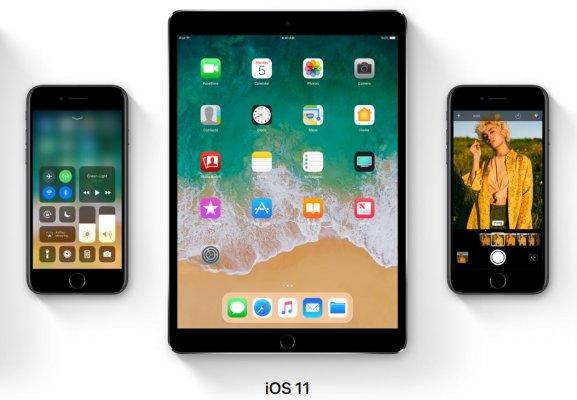 Apple показала iOS 11