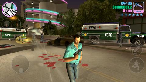 Gta vice city на андроид с trashbox