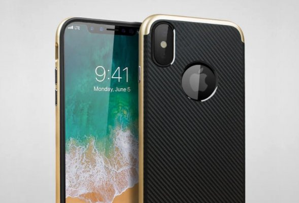 Чехлы дляiPhone 8 подтверждают слухи оего дизайне
