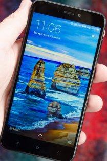 Обзор Xiaomi Redmi 4X — Внешний вид. 2