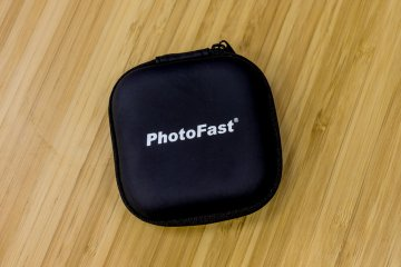 Обзор PhotoFast iType-C Reader — Комплектация. 1