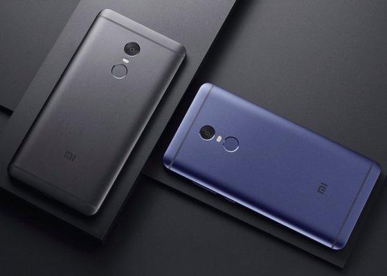 Утечки раскрыли начинку смартфонов Xiaomi RedmiNote 5 и5A