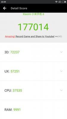 Обзор Xiaomi Mi6 — Железо. 1