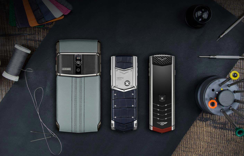 Производитель элитных телефонов Vertu объявил обанкротстве