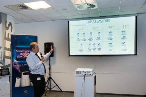 HP показал печатные устройства формата А3, защищённые откибератак