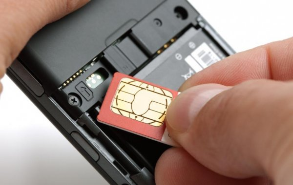 В России ужесточат контроль надSIM-картами