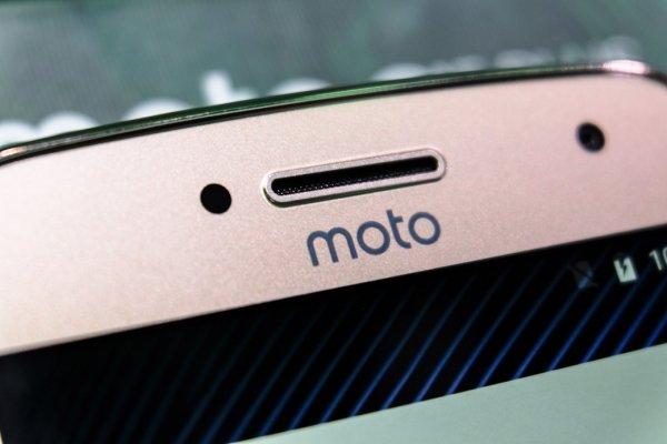 В сети появился качественный рендер ихарактеристики Moto X4