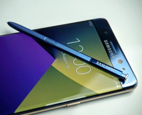 Samsung запатентовала стилус свстроенным алкотестером