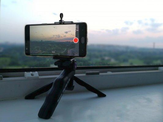 Как записывать таймлапс-видео насмартфоне