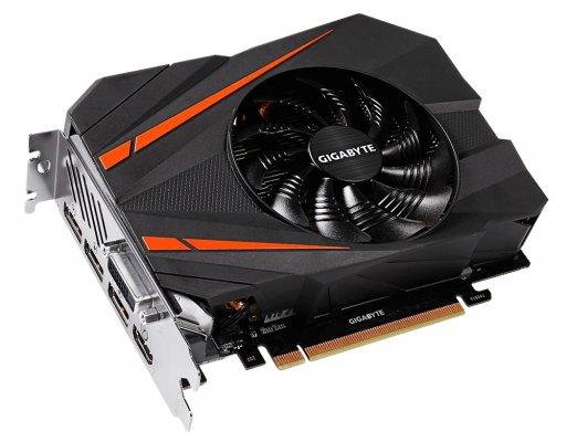 Gigabyte выпустила самую компактную версию GeForce GTX 1080