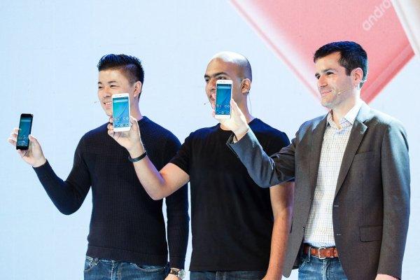 Презентация Xiaomi Mi A1 вИндии: как это было