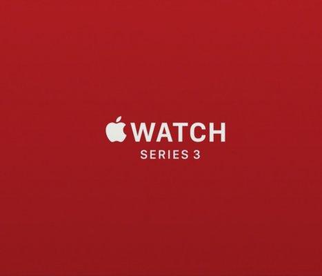 Apple представила Watch3— умные часы сLTE