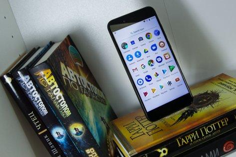 Обзор Xiaomi Mi A1 — Внешний вид. 2