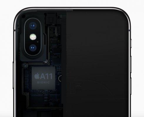 iPhone X показал рекордные результаты вGeekbench