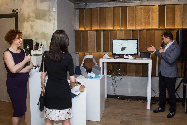 В России появятся виртуальные 3D-бутики обуви