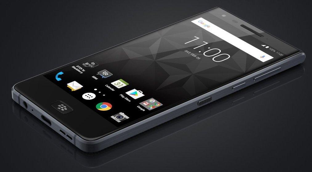 BlackBerry официально анонсировала смартфон Motion