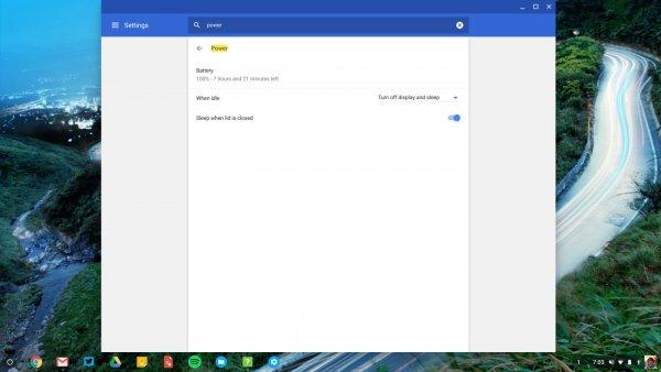 Вышла Chrome OS 61 соптимизацией подпланшеты