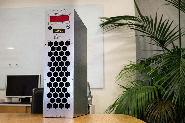 Русский стартап разработал прибор для майнинга криптовалют иобогрева дома