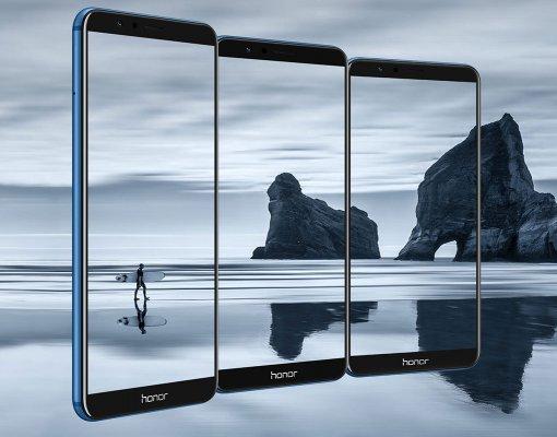 Honor 7X— первый смартфон Huawei ссоотношением сторон 18:9