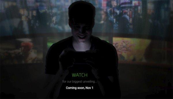 Razer Phone покажут 1ноября