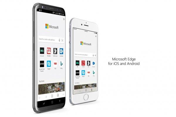 Бета Microsoft Edge уже доступна наAndroid