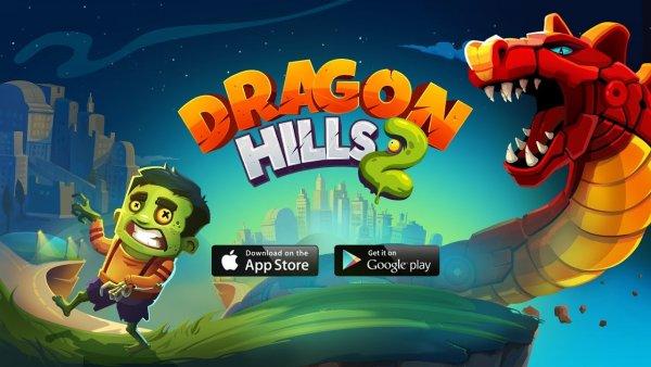 Вышел сиквел бесконечного раннера Dragon Hills