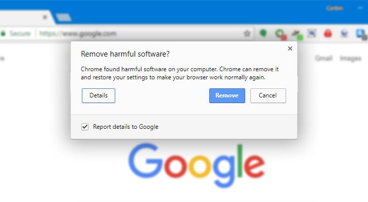 ВGoogle Chrome добавили антивирусные функции
