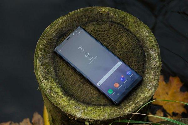 Обзор Samsung Galaxy Note 8 — Внешний вид. 1