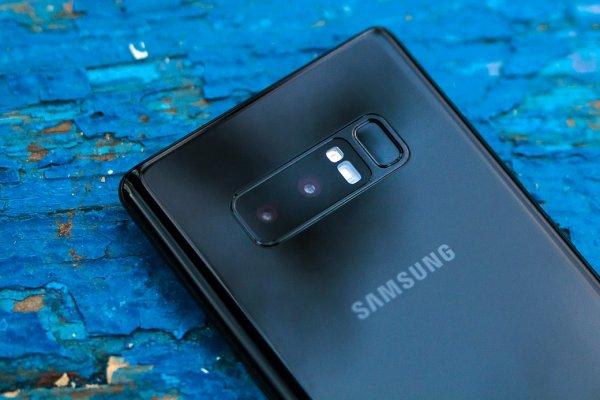 Обзор Samsung Galaxy Note 8 — Внешний вид. 7