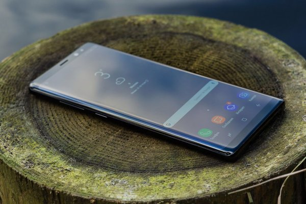 Обзор Samsung Galaxy Note 8 — Внешний вид. 8