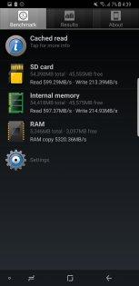 Обзор Samsung Galaxy Note 8 — Железо. 17