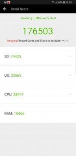 Обзор Samsung Galaxy Note 8 — Железо. 20