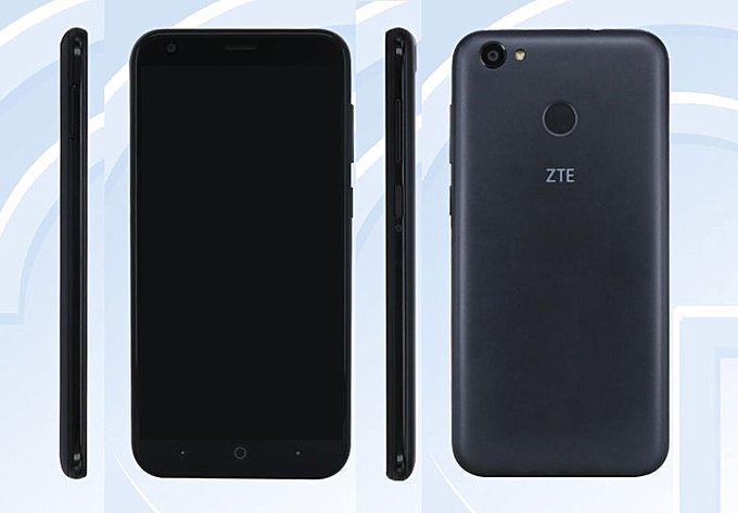 ZTE представила бюджетный смартфон Blade A3 сдвойной селфи-камерой